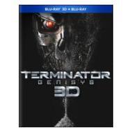 Terminator Genisys 3D (Cofanetto 2 blu-ray)