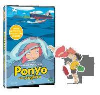 Ponyo Sulla Scogliera (Dvd+Magnete) (2 Dvd)