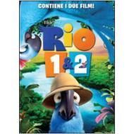 Rio - Rio 2 (Cofanetto 2 dvd)