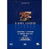 Claude Lelouch (Cofanetto 4 dvd)
