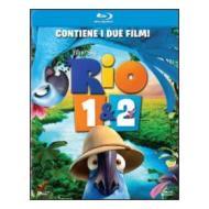 Rio - Rio 2 (Cofanetto 2 blu-ray)