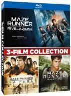 Maze Runner Boxset (3 Blu-Ray) (Blu-ray)