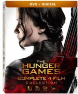 The Hunger Games. The Complete Collection (Cofanetto 4 dvd)