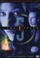 X Files. Stagione 5 (6 Dvd)