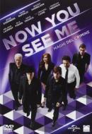 Now You See Me. I maghi del crimine