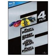 Fast and Furious Ultimate Collection (Cofanetto 4 blu-ray)