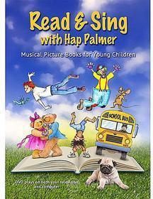 Hap Palmer - Read & Sing With Hap Palmer