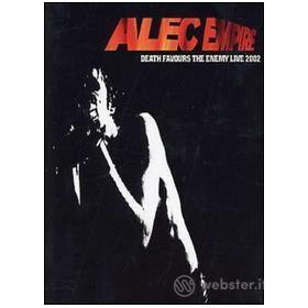 Alec Empire. Death Favours The Enemy Live