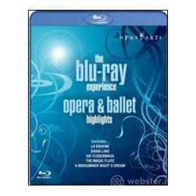 The Blu-ray Experience. Opera & Ballet Highlights (Blu-ray)