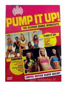 Ministry Of Sound Pump It Up The Class