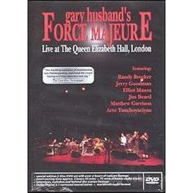 Gary Husband's Force Majeure. Live at Queen Elizabeth Hall (2 Dvd)