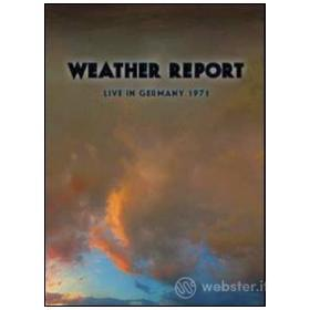 Weather Report. Live In Germany 1971