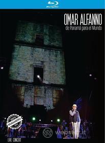 Omar Alfanno - Panama Para Mundo (Blu-ray)