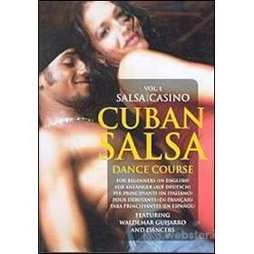 Cuban Salsa Dance Course