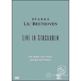 Sparks. Lil' Beethoven. Live In Stockholm