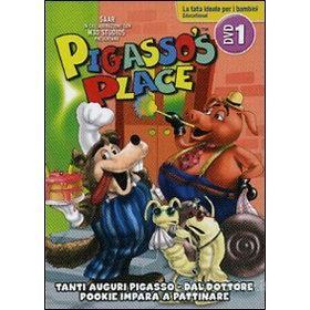 Pigasso's Place. Vol. 1