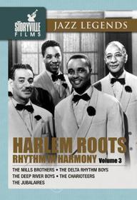 Harlem Roots. Vol.3. Rhythm in Harmony