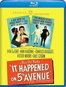 It Happened On Fifth Avenue - It Happened On Fifth Avenue (Blu-ray)