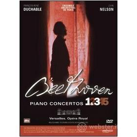 Ludwig Van Beethoven. Piano Concertos 1, 3 (2 Dvd)