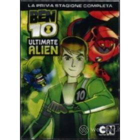 Ben 10. Ultimate Alien. Stagione 1 (4 Dvd)