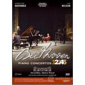 Ludwig Van Beethoven. Piano Concertos n. 2, 4 (2 Dvd)