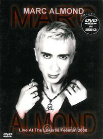 Marc Almond - Live At The Lokerse Feesten (2 Dvd)