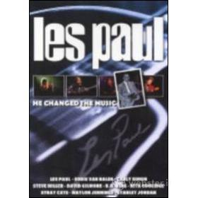 Les Paul. He Changed the Music