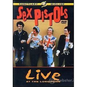 The Sex Pistols. Live At Longhorns