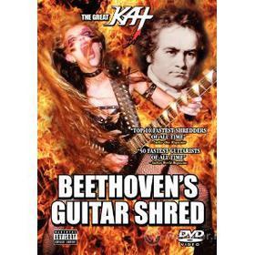 Great Kat. Beethoven's Guitar Shred