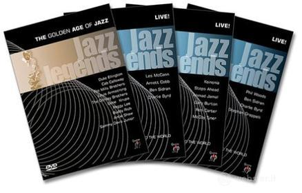 Jazz Legends Bundle
