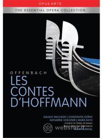 Jacques Offenbach. Les Contes d'Hoffmann. I racconti di Hoffman