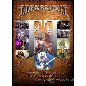 Edenbridge. Decade And A Half - The History So Far (6 Dvd)