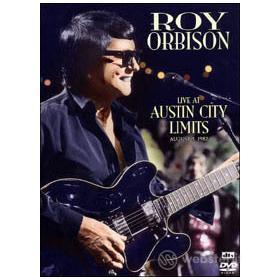Roy Orbison. Live At Austin City Limits. August's 1982