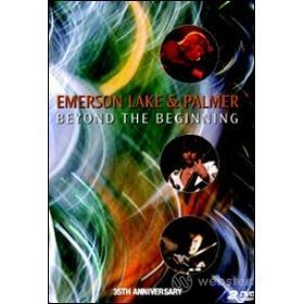 Emerson, Lake & Palmer. Beyond The Beginning (2 Dvd)