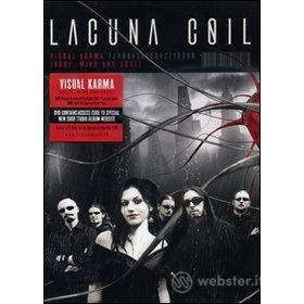Lacuna Coil. Visual Karma (Body, Mind And Soul) (2 Dvd)