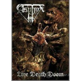 Asphyx. Live Death Doom
