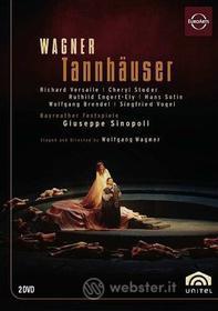 Richard Wagner. Tannhauser (2 Dvd)
