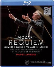 Wolfgang Amadeus Mozart - Requiem Kv 626 (Blu-ray)