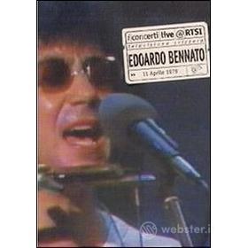 Edoardo Bennato. Live @ Rtsi
