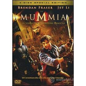 La Mummia. La tomba dell'imperatore Dragone (2 Dvd)