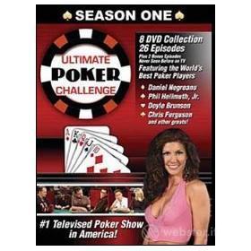 Ultimate Poker Challenge (8 Dvd)