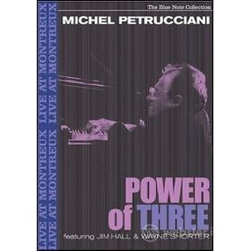 Michel Petrucciani. Power of Three