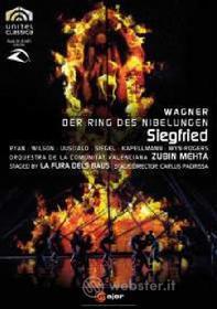 Richard Wagner. Siegfried. Sigfrido (2 Dvd)