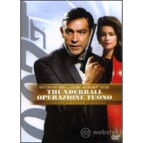 Agente 007. Thunderball: operazione Tuono (2 Dvd)