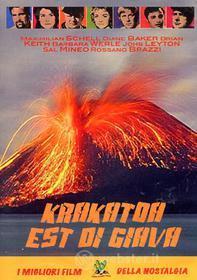 Krakatoa, Est di Giava