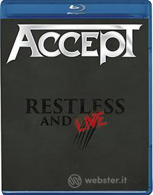 Accept - Restless Live Amaray (2 Blu-Ray) (Blu-ray)