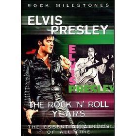 Elvis Presley. The Rock'n'Roll Years. Rock Milestones