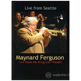 Maynard Ferguson. Live From The King Cat Theater