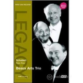 Franz Schubert. Trii con pianoforte. Piano Trios Nos. 1 & 2