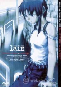 Serial Experiments Lain #01 (Eps 01-02) (Rivista+Dvd)